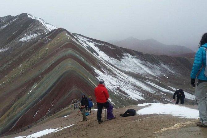 Rainbow Mountain Full-Day Hiking Tour