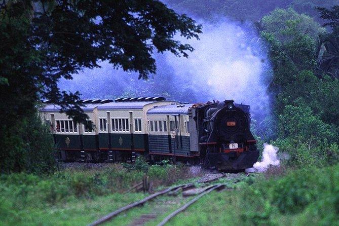 Half-Day North Borneo Railway Train Ride