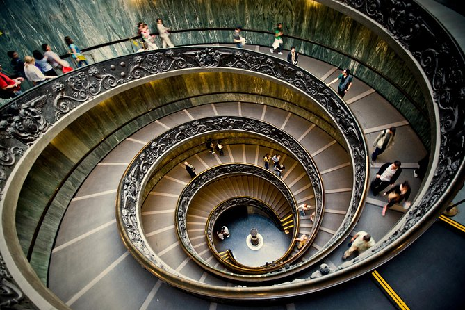 Vatican Museums Skip the Line Tickets - Escorted Entrance