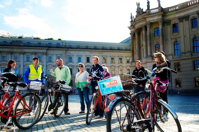 Berlin 3-Hour Bike Tour: Berlin's Best