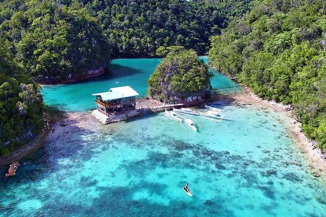 Siargao Mapupungko & Sugba Lagoon Siargao Island Tour