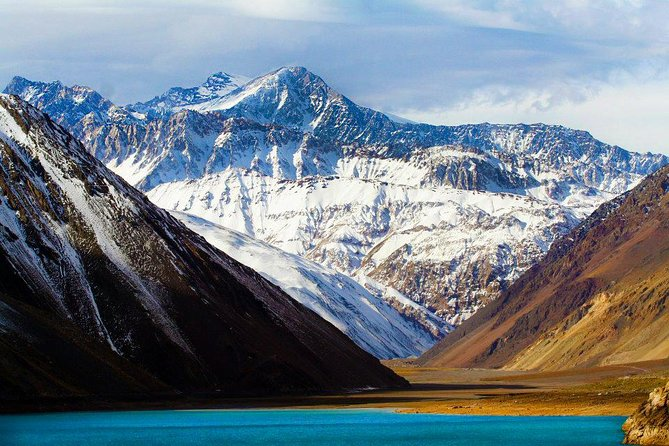 Day Trip to Cajon del Maipo Embalse El Yeso