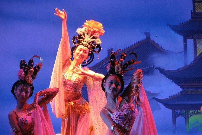 Xi'an Dumpling Banquet and Tang Dynasty Show