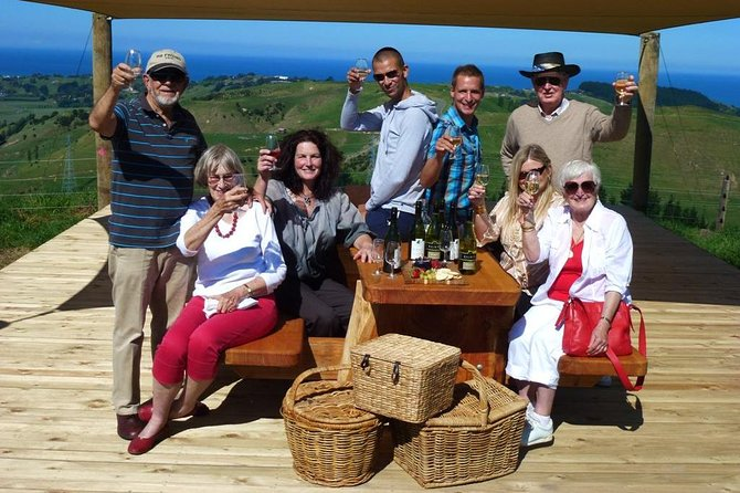 Napier Afternoon Wine Tour + Optional Beer Tasting