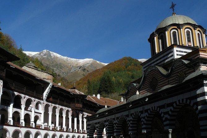 Rila Monastery Bike Tour from Sofia