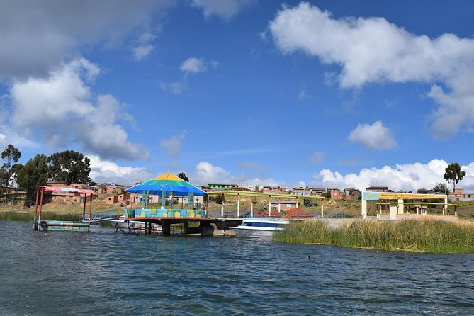 Tour to Anapia Island from Puno 2 Days 1 Night