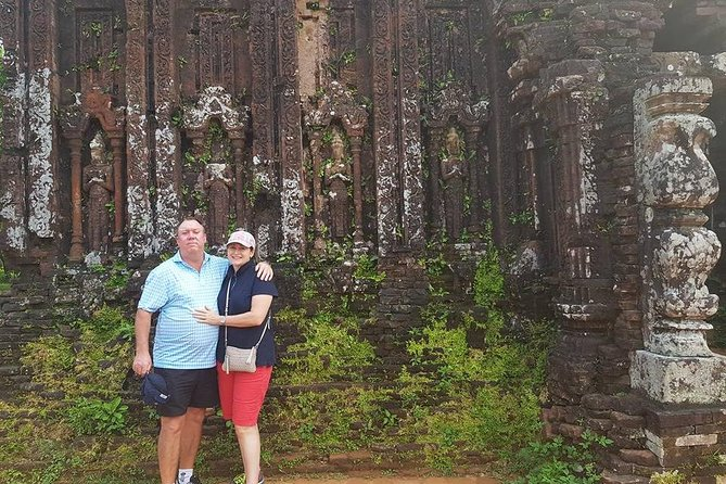 My Son Afternoon Tour Departure From Hoi An or Da Nang city ( Private Tour )