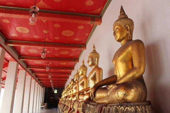Shore Excursion: Full-day Bangkok City Tour from Laem Chabang Port