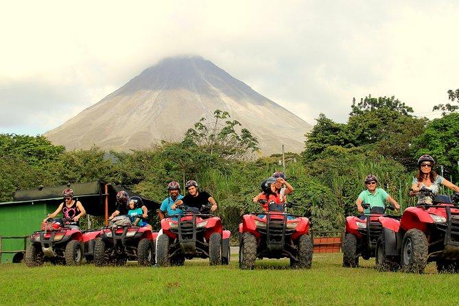 Original Arenal ATV #1 Arenal Volcano Experience