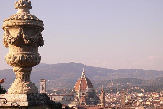 Gardens of Florence Walking Tour