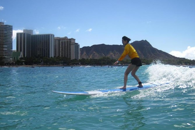 One-On-One Private Surfing Lessons