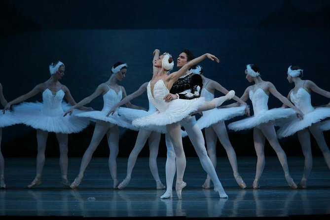Russian Ballet from Saint Petersburg Port