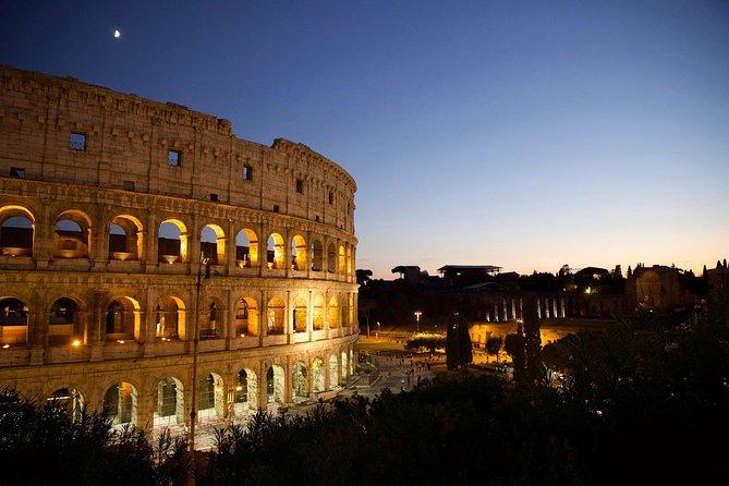 Ultimate Colosseum Evening Underground Tour