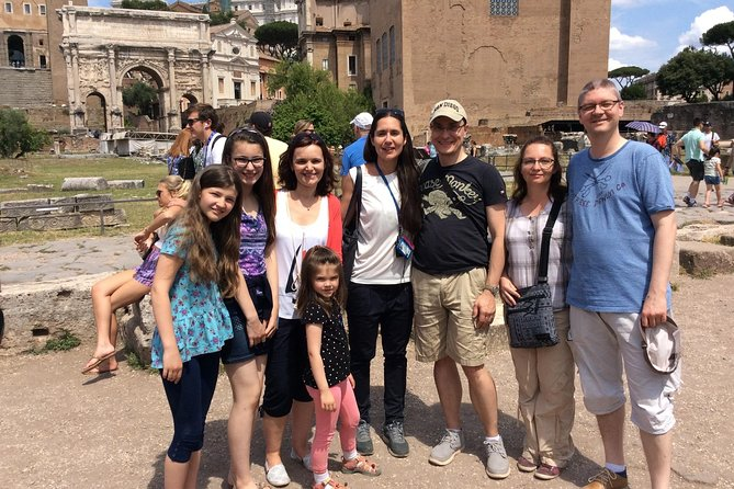 Skip the Line Colosseum Tour for Kids and families
