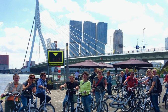 Rotterdam Highlights Bike Tour