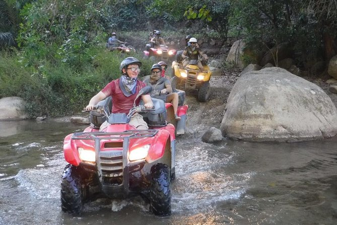 Sierra Madre ATV Adventure from Puerto Vallarta