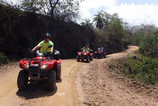 ATV-Zip Line Combo Adventure Tour from Puerto Vallarta