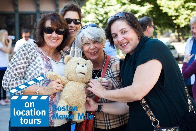 Private Boston Movie Mile Walking Tour
