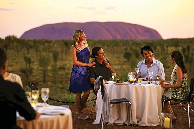 Uluru, Kata Tjuta and Sounds of Silence Dinner in 3 Days
