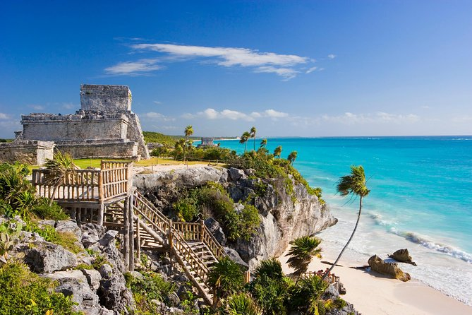 Full-Day Chichen Itza, Coba and Tulum Private Tour with Lunch