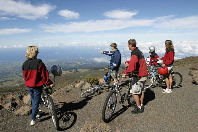 Maui Downhill Self Paced Bike Tour