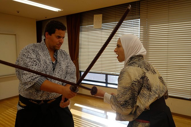 Samurai Training Tokyobon
