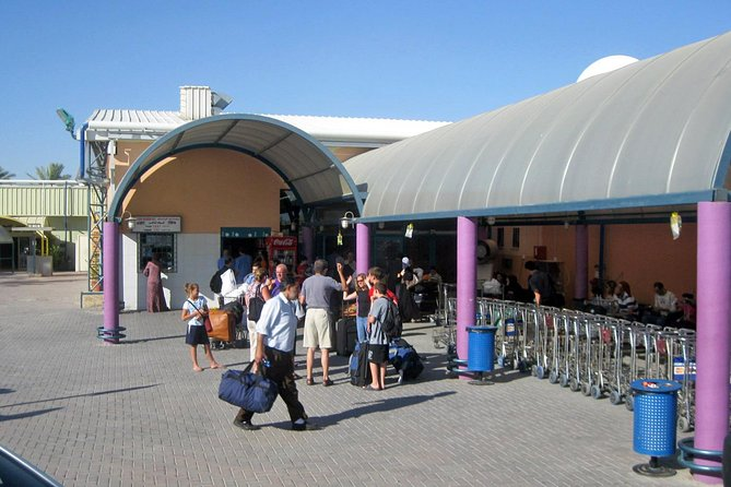 Private Transfer from Sheikh Hussein Border to Queen Alia Airport
