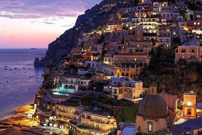 Amalfi Coast with Pompei Sorrento Positano