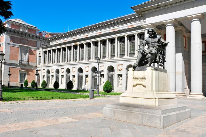English Guided Tour to Prado Museum in a Small Group