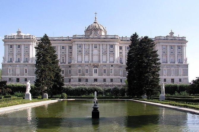 Combo:Toledo and Segovia Plus Royal Palace of Madrid