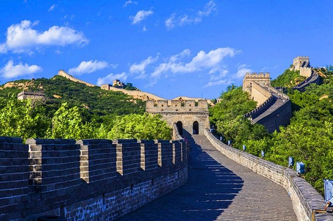 Beijing Badaling Great Wall and Ming Tomb Small-Group Tour with Lunch