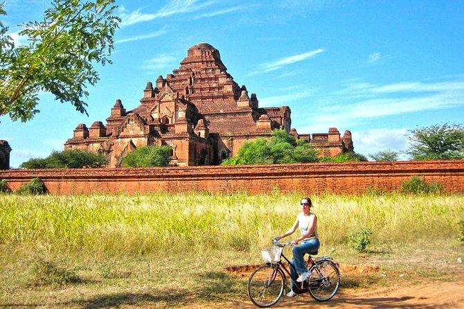 Full Day Cycling tour in Bagan with Lunch