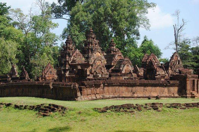 Seam Reap: Wonderfull Top Site Banteay Srei & Beng Mealea Trips