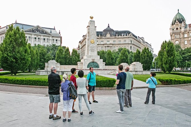 Budapest Hammer & Sickle Communist Tour with Cafe Stop