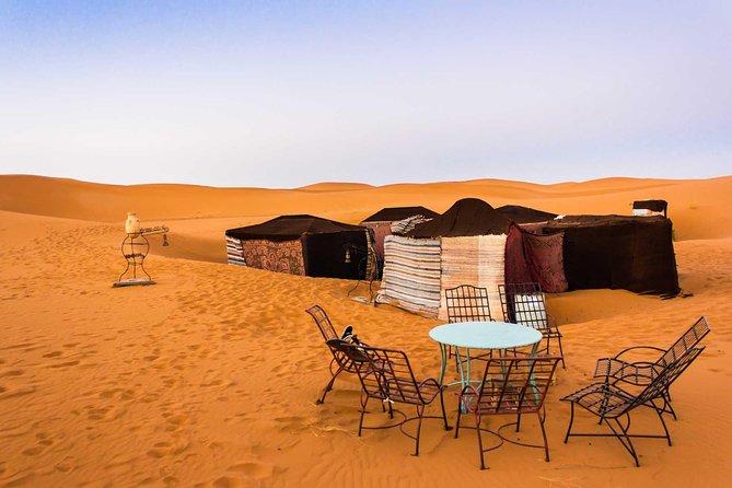 3 Days Private Marrakech to Merzouga Desert tour