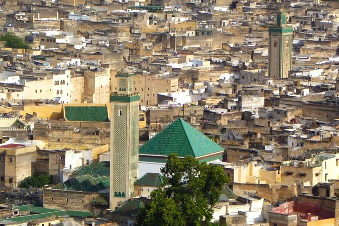 Private Transfer: Marrakech to Fez
