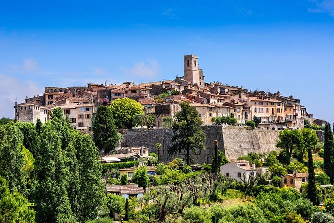 Provence Countryside Small-Group Day Trip from Cannes