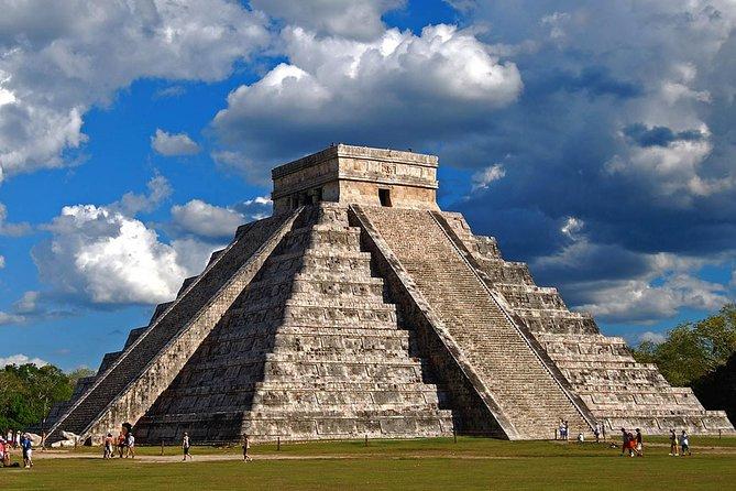 Chichen Itza the Mayan Wonder Tour from Cancun and Riviera Maya