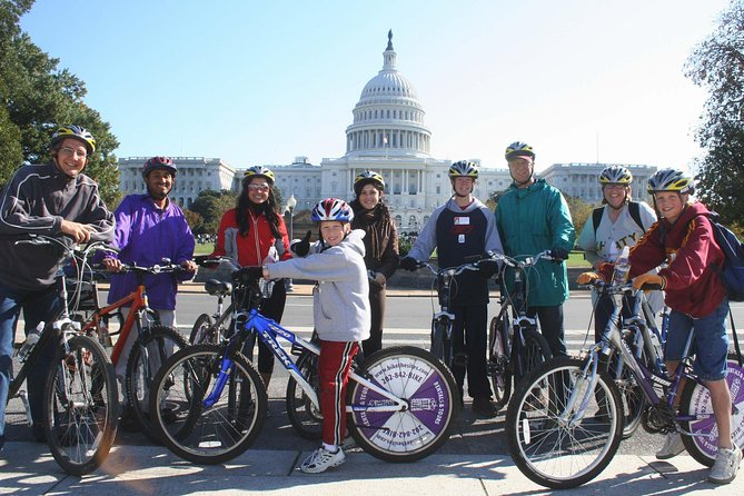 Washington DC Monuments Bike Tour