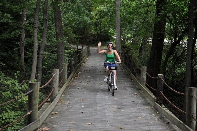 Visit Mount Vernon by Bike: Self-guided Ride with Optional Boat Cruise Return