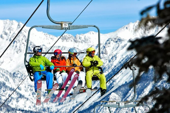 Telluride Black Tie Skis Premium Ski Rental Including Delivery