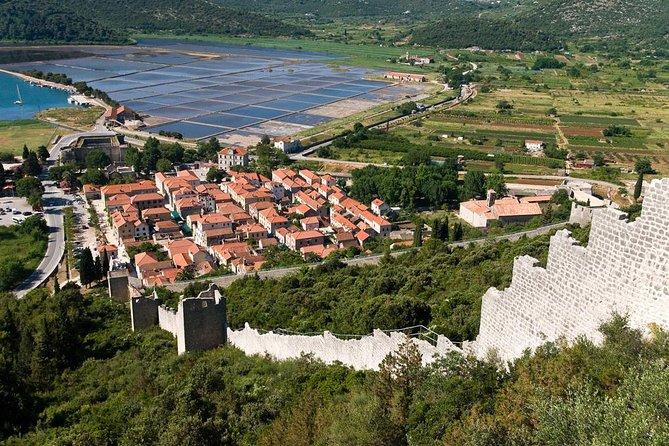 Wine Tasting Pelješac and a visit to Ston