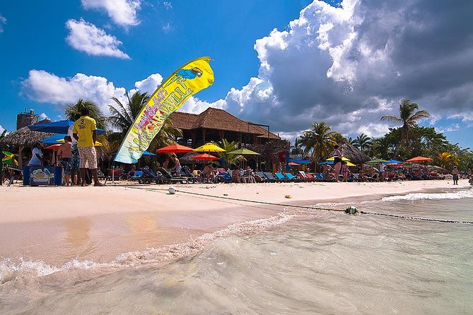 Margaritaville with Shopping and Ricks Cafe from Negril