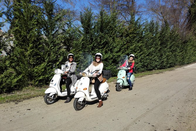 The Mythic Vespa Tour of Florence Hills and Chianti Countryside