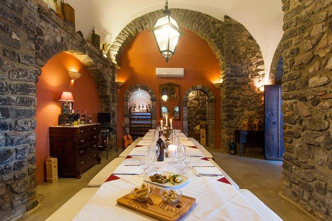 Wine Tasting in Villarena Old Cellar