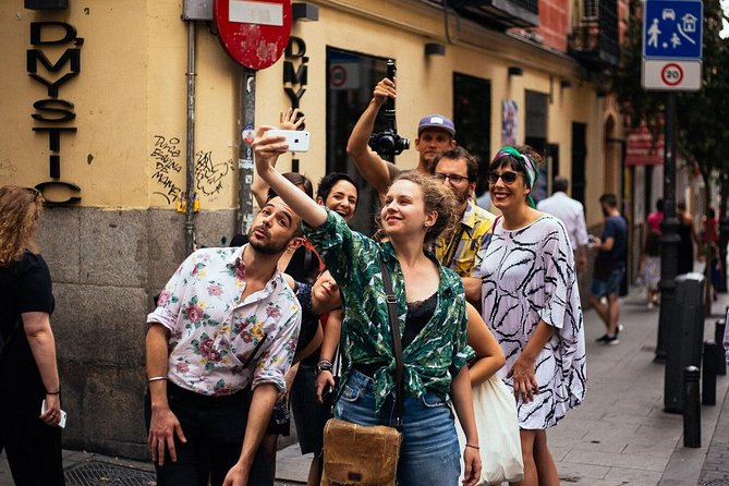 Withlocals Me gusta Madrid: PRIVATE Alternative Covid-19 Regulated Tour
