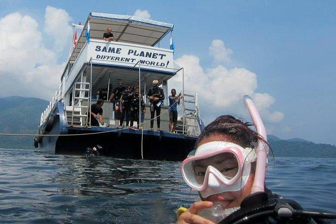 1-Day Try Scuba Diving Program in Ko Lipe