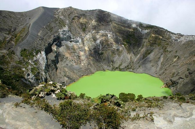 Day Trip from San Jose to Irazu Volcano National Park, Cartago City and Orosi Valley