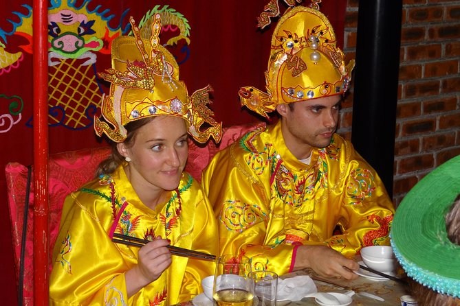 Emperor Banquet in the Imperial Citadel