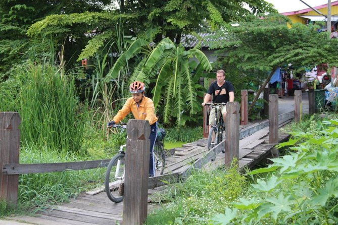 Half-Day Ayutthaya City Cultural Bike Tour